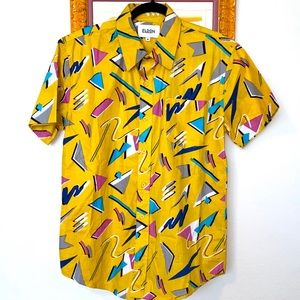 Other - Men's vintage short sleeve button down (medium)